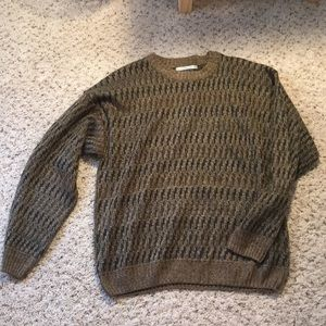 Vintage oversized dad sweater